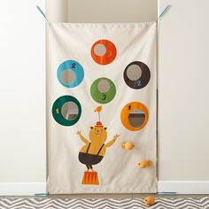 door way bean bag toss! What's fun I deal! I think I can make this!!
