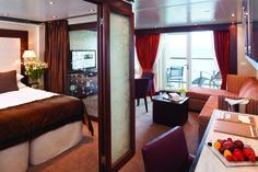 Penthouse Suite #Seabourn #Cruise