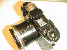 Ernemann - Prototype - No news about this wonderful camera, from lens it appears manufactured by Ernemann.