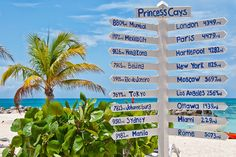Princess Cays, Eluthera, Bahamas