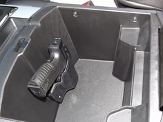 Car holster $80 Springfield XDM in Dodge Ram 3 by Texas Custom Holsters, via Flickr