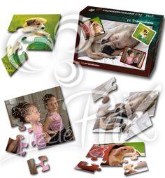 puzzle personalizado de cartón x4 [20€]