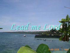 lead me lord by gary v (lyrics)