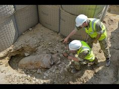 Bath and North East Somerset and the British Army have got together to release footage on YouTube of how they dealt with the World War 2, 500-pound unexploded bomb that was discovered in Lansdown …