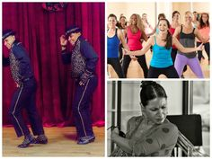 Classes at The Ball NY! Eddie Torres-Salsa, Nelida Tirado- Flamenco and Jazzercise! #getfit #havefun #classes #NYC #dance