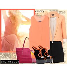 """""""Peaches"""" by blueeyessx on Polyvore"""