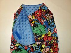 SUPERHERO Baby Swaddle Wrap, Marvel Comics Baby Swaddler, Baby Bundler,  Minky And Cotton. on Etsy, $37.69