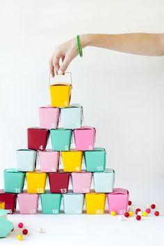 DIY Advent Calendars I Heart Nap Time | I Heart Nap Time - Easy recipes, DIY crafts, Homemaking