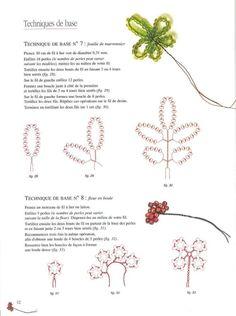Gallery.ru / Photo # 8 - Perles de Rocaille arbres arbustes_derevya and beaded flowers - Nice-Nata-san