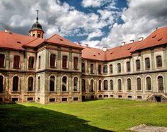 Plasy Monastery, Czech Republic