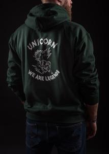 pull a capuche unicorn