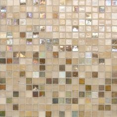 Love this for a backsplash - like Auntie Sue's place.