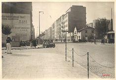 ul. Świętojańska (ul. Świętego Jana, Św. Jańska, Adolf-Hitler-Strasse), Gdynia - 1939 rok, stare zdjęcia