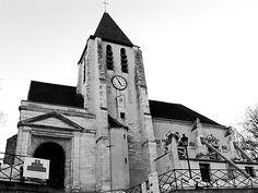 20ème arrondissement > Église Saint-Germain-de-Charonne