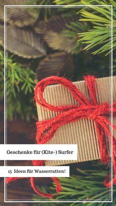 02.12.2019 - Geschenke für Kitesurfer? Anlässe zum Schenken gibt es ja genug, ich habe die kreative Geschenkideen für Dich um Windverrückte glücklich zu machen!