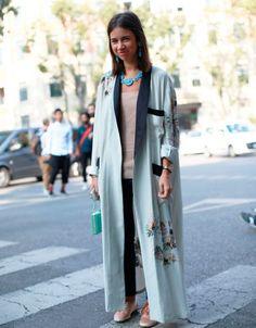 Las fashionistas lo saben, una vez ellas se apuntan a una tendencia, el resto es imparable. Justo la temporada siguiente, ya está en las tiendas low cost.