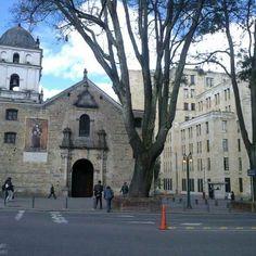 Bogotá ! Iglesia San Agustín