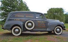 Plymouth Sedan Delivery