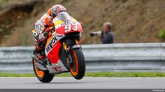 Pole Position... 2014 MotoGP Rd.11 Czech GP, Qualifying No.2.