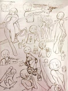 Drawing Base, Figure Drawing, Poses Manga, Poses References, Drawing Expressions, Arte Sketchbook, Art Drawings Sketches Simple, Art Poses, Drawing Reference Poses