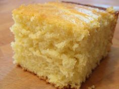 Sweet Cornbread. Photo by Lvs2Cook Jiffy cornbread mix... never again! Best cornbread I've ever had.