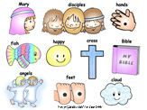 The Little Disciples resource for toddlers & pre-school lessons