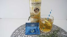 Chamomile tea cocktail made with grain whisky from Loch Lomond #whisky #cocktail #chamomile #whiskyoftheweek