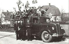 Østfold fylke Fredrikstad kommune Selbak 17.mai 1945 Utg Borge historielag