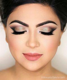 Makeup 101, Love Makeup, Beauty Makeup, Makeup Looks, Hair Beauty, Nail Jewelry, Mac Eyeshadow, Beauty Photos, Bridal Beauty