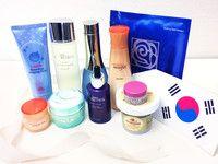 ELLE Photo Director Carlotta Abbate testet koreanische Beauty-Produkte