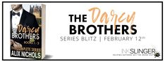 Abibliophobia Anonymous                 Book Reviews: **SERIES BLITZ With Giveaway**  The Darcy Brothers...