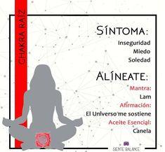 """Chakra raíz"" Chakra Raiz, Pure Yoga, Mudras, Yoga Mantras, Chakra System, Yoga Positions, 7 Chakras, Kundalini Yoga, Spiritual Wisdom"