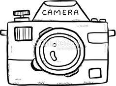 cartoon line drawing lens - Google 搜索