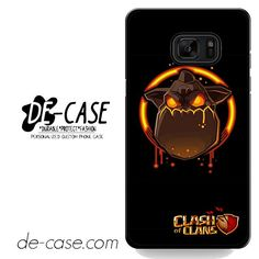 Clash Of Clans Lava Hound DEAL-2683 Samsung Phonecase Cover For Samsung Galaxy Note 7