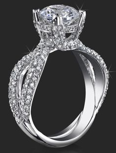 Possible engagement ring? Gorgeous!