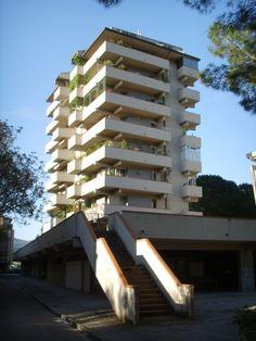 Leonardo Ricci - Edificio la Torre, Complesso Sorgane
