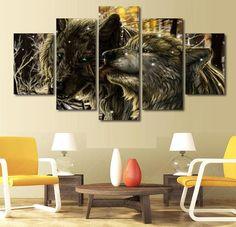 Animals wolf Canv...  http://homewalldeco.com/products/animals-wolf-canvas-wall-art?utm_campaign=social_autopilot&utm_source=pin&utm_medium=pin