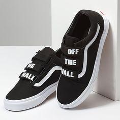 5afa8e089e0f37 Off The Wall Old Skool V Skateschuhe