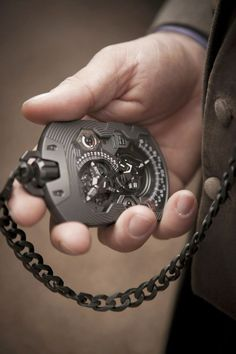 Popular Stuffs: Heirloom Swiss Pocket Watch