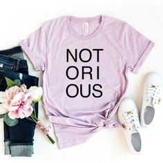 Notorious Shirt Notorious RBG Shirt Notorious Ruth Bader Ginsberg Tee RGB Shirt Queen Crown Supreme Court Feminism Protest by DesignsByEnna