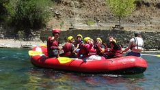 What is Rafting? Antalya rafting tour. Rafting is an extreme team sport done in calm rivers and streams. If you also like adrenaline and speed, and if you have 6-7 like-minded friends, rafting might be just for you. If you can paddle well enough with your teammates, maybe you can land without getting wet. But it does not seem possible in the first trials, let us tell. #Rafting #RaftingTurları #AntalyaRafting #Koprulucanyon #Beşkonak #Raftingtours #ManavgatRafting #Raftingtour #raftingtrips Rafting Tour, Turu, Adventure Tours, Round Trip, Extreme Sports, Antalya, Rivers, Trials, Paddle
