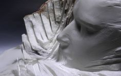 Submerged Carrara Marble