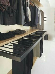 Small walk in closet ideas and organizer design to inspire you. diy walk in closet ideas, walk in closet dimensions, closet organization ideas. Master Bedroom Closet, Bedroom Wardrobe, Wardrobe Closet, Closet Space, Bedroom Small, Master Bedrooms, Diy Bedroom, Trendy Bedroom, Dorm Room Closet