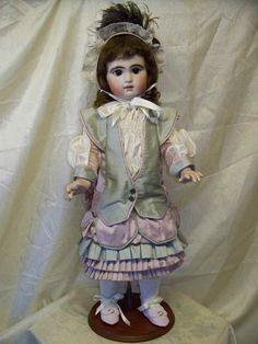 Land of Oz Dolls Tete Jumeau Webinar