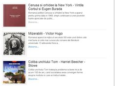 carti audio blogspot Audio, Victor Hugo, Tech Gadgets, Humor, Books, Literatura, High Tech Gadgets, Libros, Humour