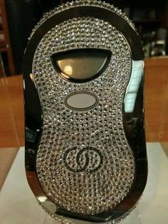 Bling Bling! Check out this version of the Galvanic! I think I'm gonna have to do something like this myself..