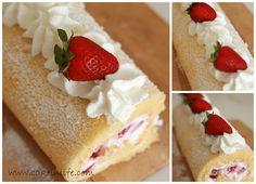 Cake İn Life: pasta Malzemeler : Kek için, 4 yumurta yarım su bardağı toz şeker 1 su bardağı un 1 paket kabartma tozu 1 paket vanilya Krema için, 200 ml krema 2poşet krem şanti yarım su bardağı soğuk süt 10-12 tane çilek Yapılışı: Bir çırpma kabında yumurtalar ve toz şekeri 3dk kadar krema haline gelinceye kadar çırpın.Daha sonra içine unu,kabartma tozunu ve vanilyayı ekleyin ve çırpma aleti ile karıştırın.Yağlı kağıt serdiğiniz büyük fırın tepsinize dökün.Bir spatula veya kaşığın arkası ile…