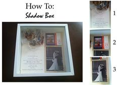 Shadow Box DIY
