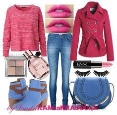 Žiarivá dievčenská ružová - KAMzaKRÁSOU.sk #kamzakrasou #sexi #love #jeans #clothes #coat #shoes #fashion #style #outfit #heels #bags #treasure #blouses #dress