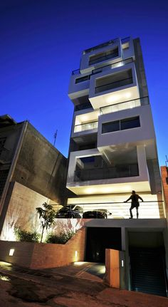 Urban Cubes Design by KLab Architecture - Architecture & Interior Design Ideas and Online Archives | ArchiiiArchiii